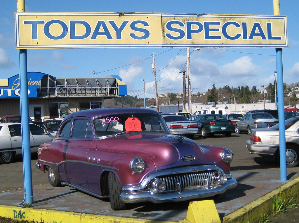 Used Car Lots >> New Car Dealerships Switch To Selling Used Cars Only Buy