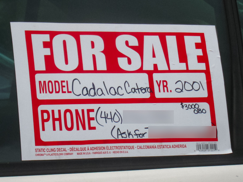 how to sell a crappy 15 year old car buy and sell cars for profit blog. Black Bedroom Furniture Sets. Home Design Ideas